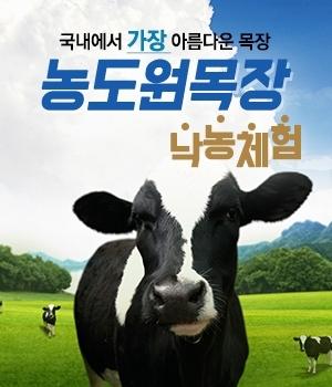 용인 농도원목장 Milk School 낙농체험