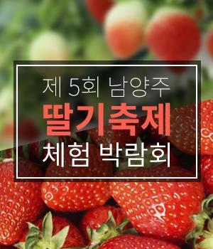 제5회 남양주 딸기축제