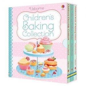 Children's Baking Collection 3종 도서 박스 세트